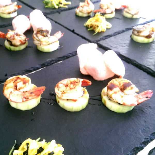 Degustation menu item 4 caterer noosa