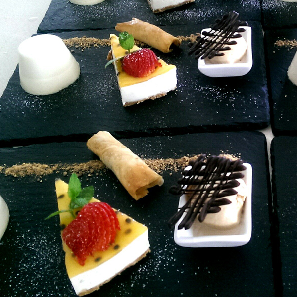 Dessert Menu Wedding Caterer Sunshine Coast 1