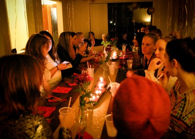 For a special Hen's night dinner with loved ones - Talking Turkey is your private chef Sunshine Coast!